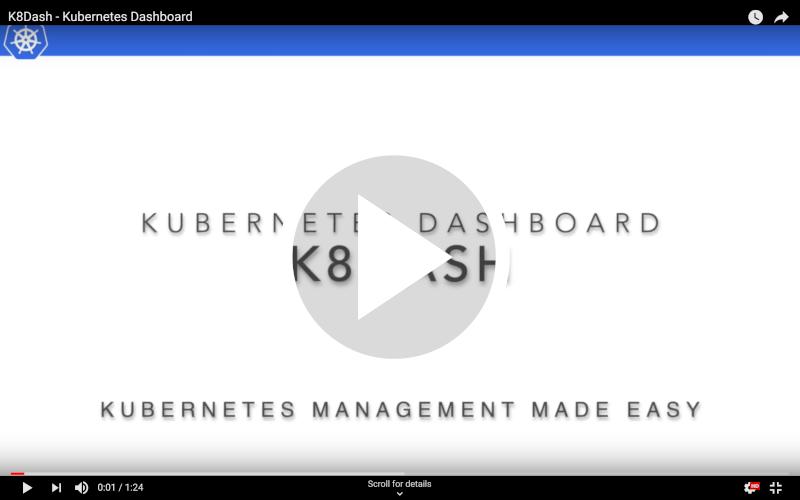 Skooner - Kubernetes Dashboard