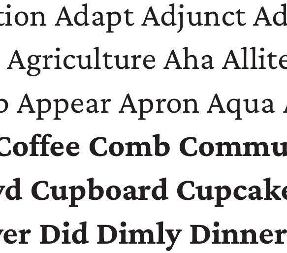 GitHub - skosch/Crimson: The Crimson Text typeface