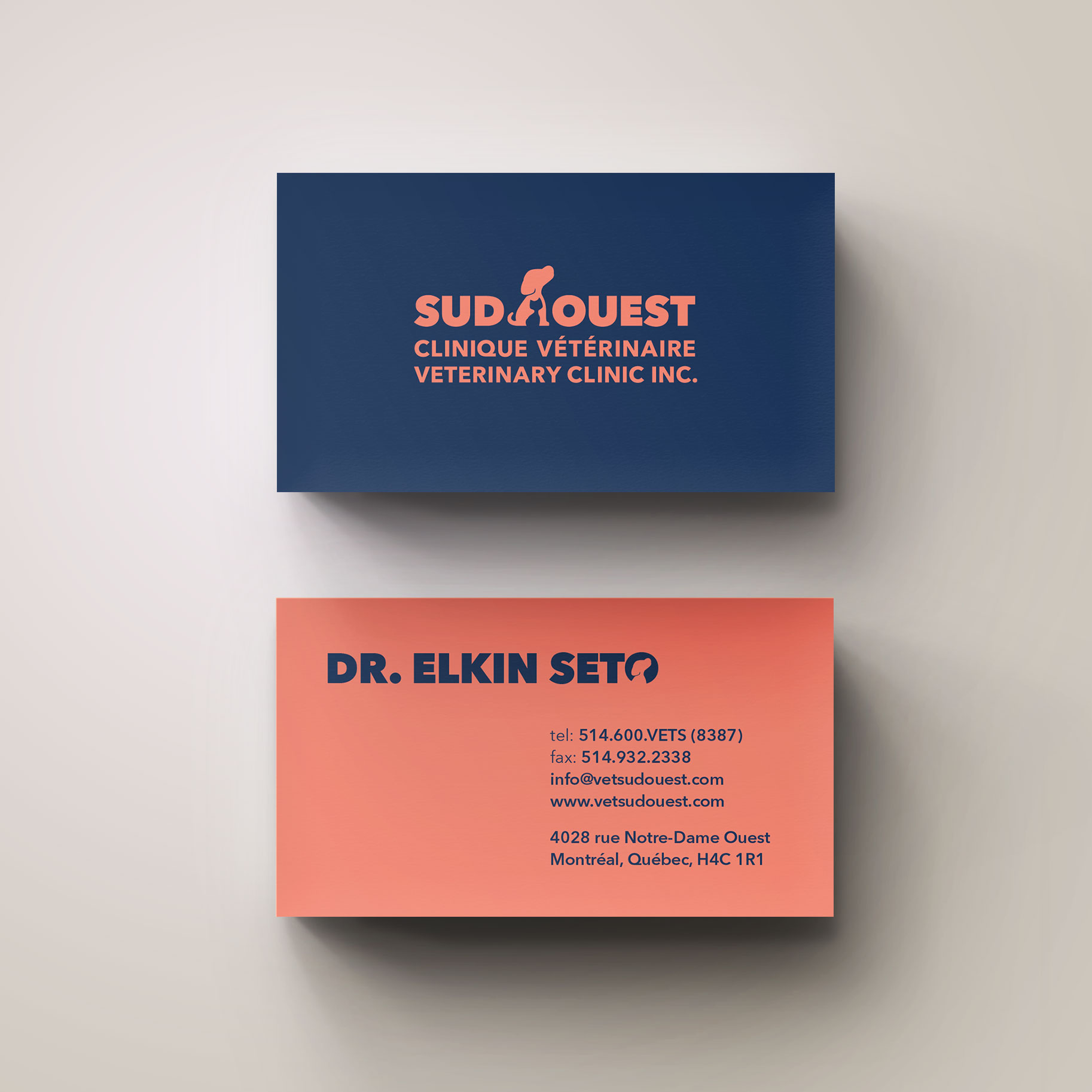 the alternate business cards