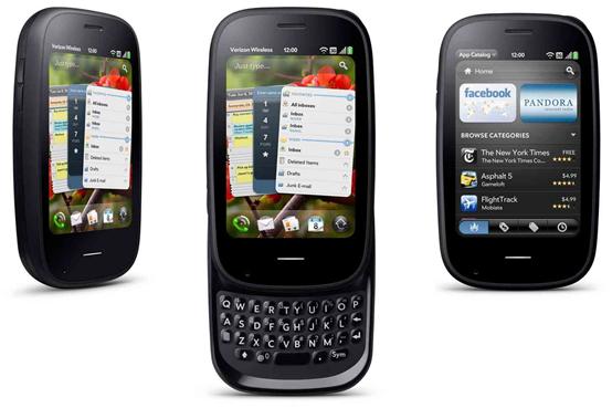 来自2009年的工业设计和UI交互,是不是和今天的iOS极其相似?亮白的手势条,圆角后台程序卡片,左右滑动切换最近app...