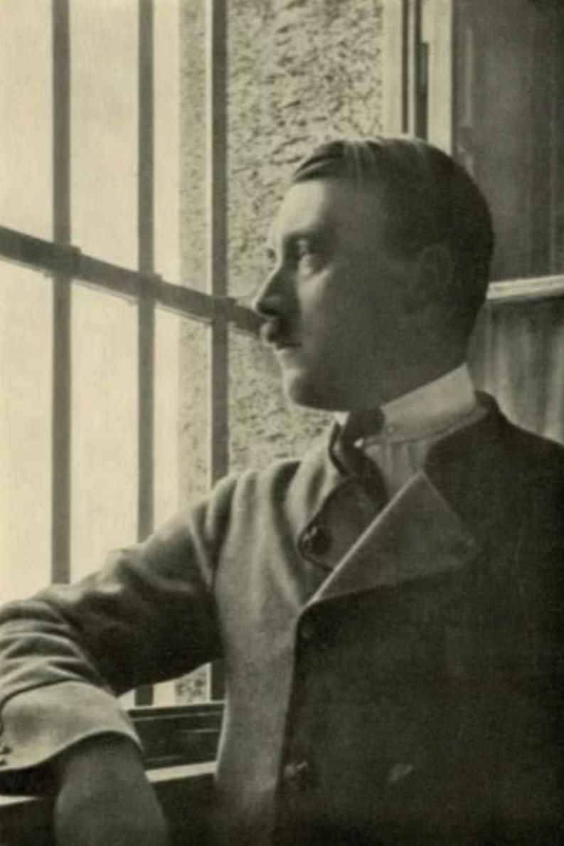 希特勒在兰茨贝格