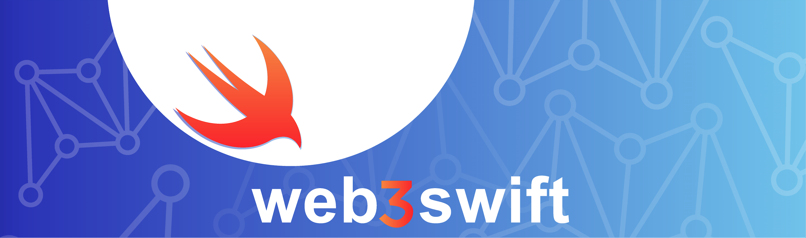 Elegant Web3js functionality in Swift. Native ABI parsing and smart contract interactions.