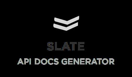 Slate: API Documentation Generator
