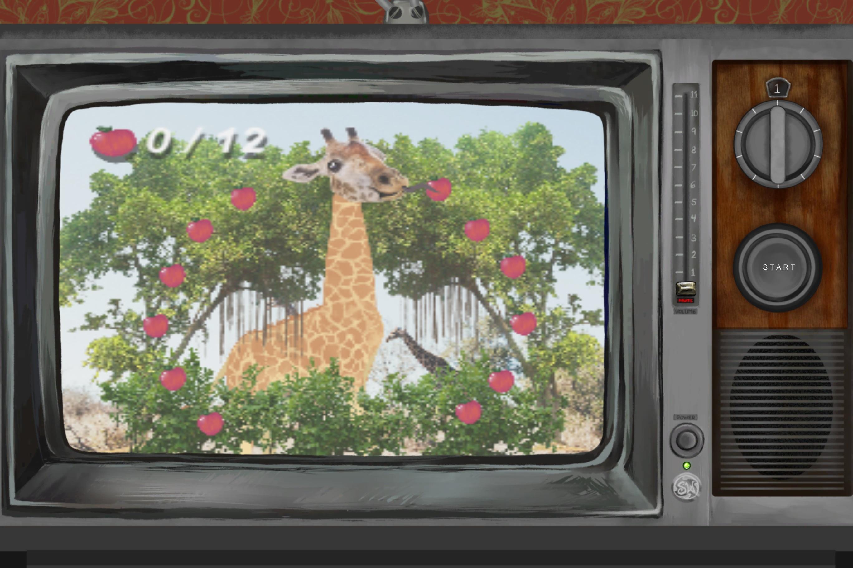 Giraffe Game