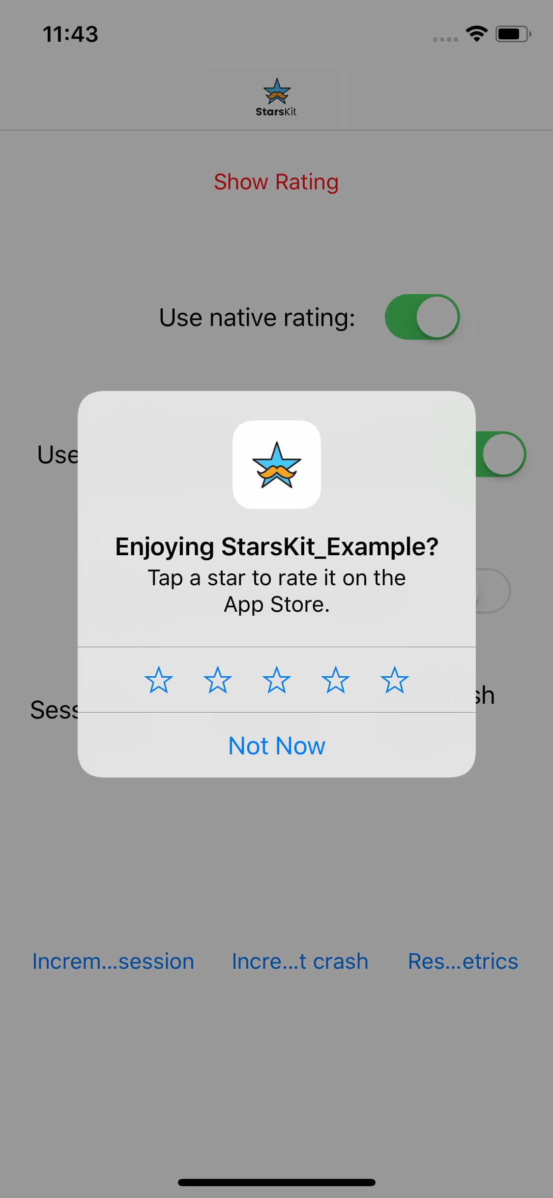 StarsKit