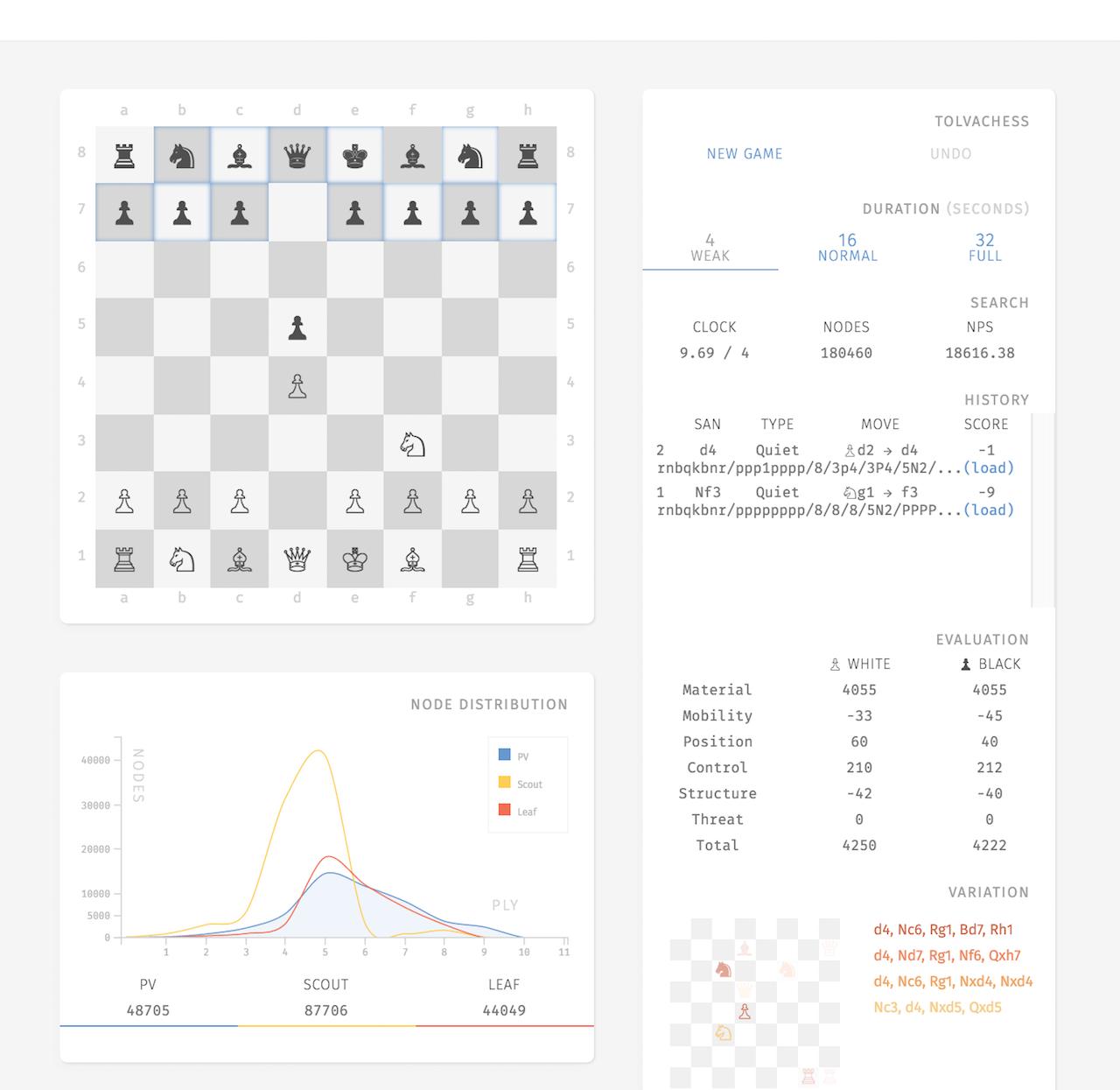 tölva chess screenshot