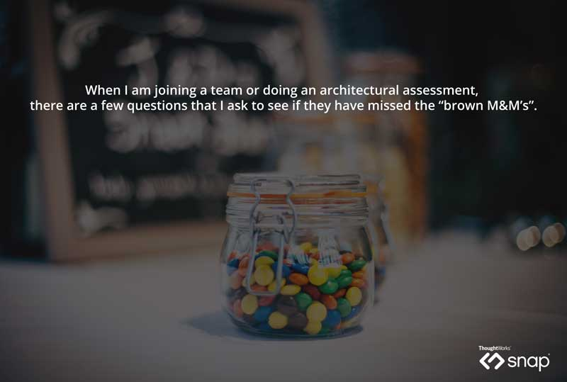 architectural assessment