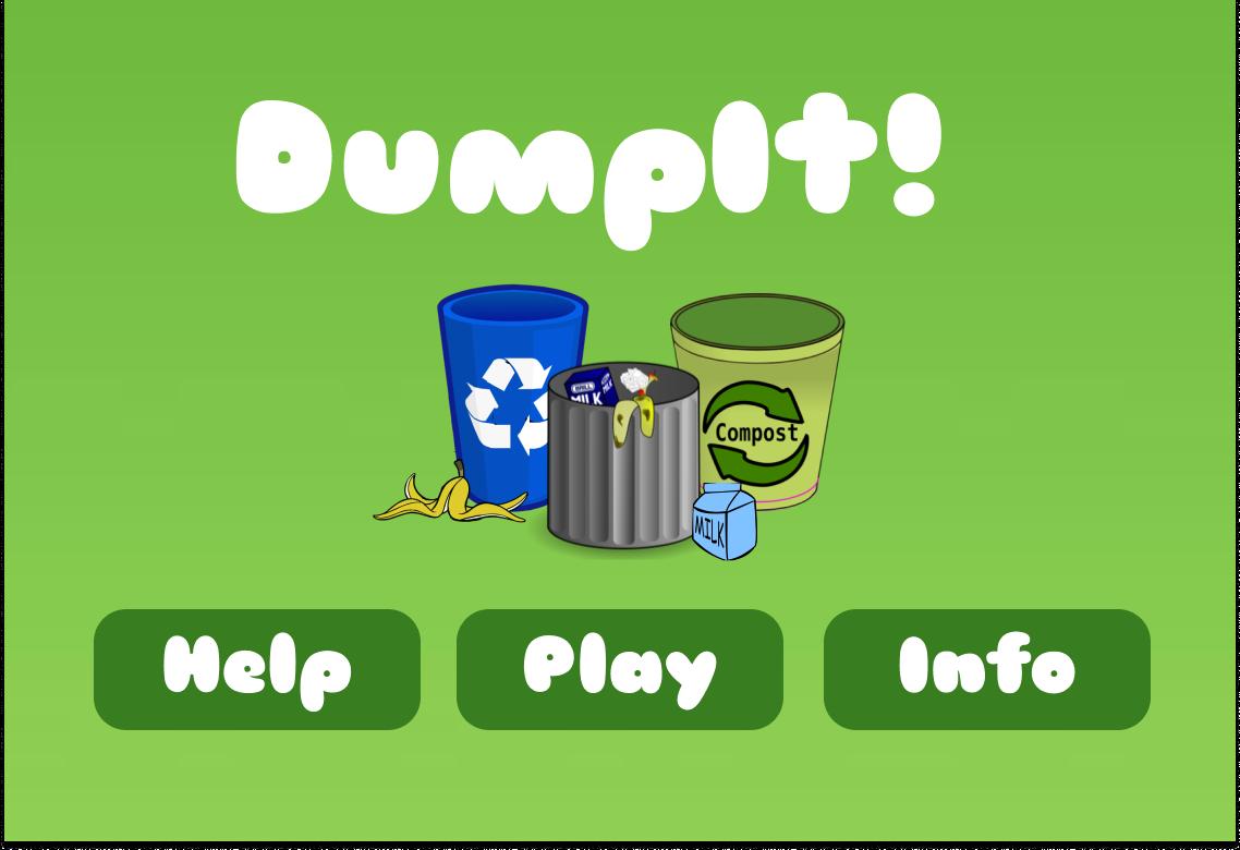 DumpIt Menu