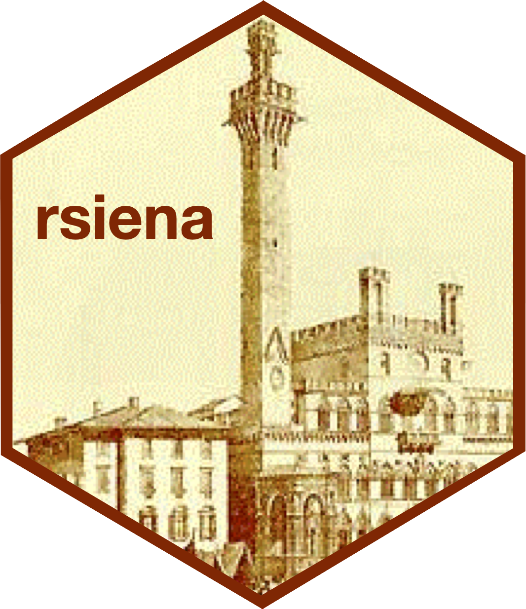 rsiena hex sticker