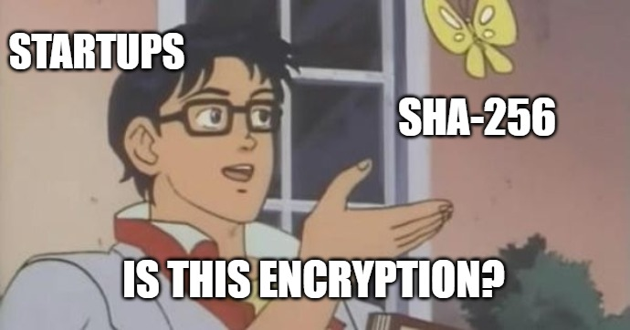 Is this SHA-256 Encryption?