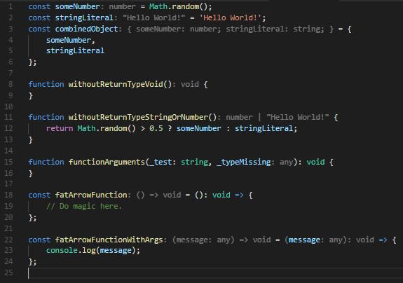 Inline rendering in action