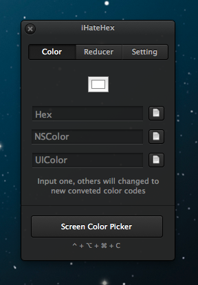 ColorCode Converter
