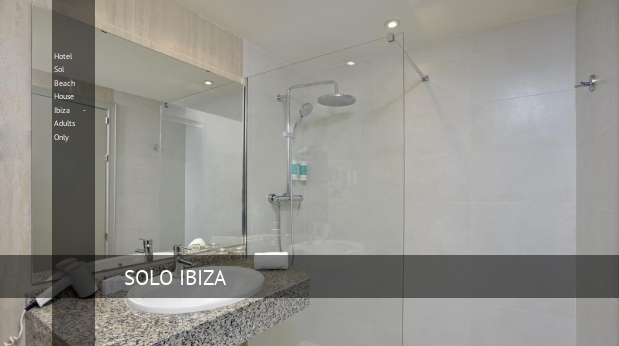 Hotel Sol Beach House Ibiza - Solo Adultos