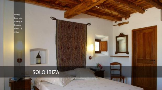 Hostal Can Lluc Boutique Country Hotel & Villas