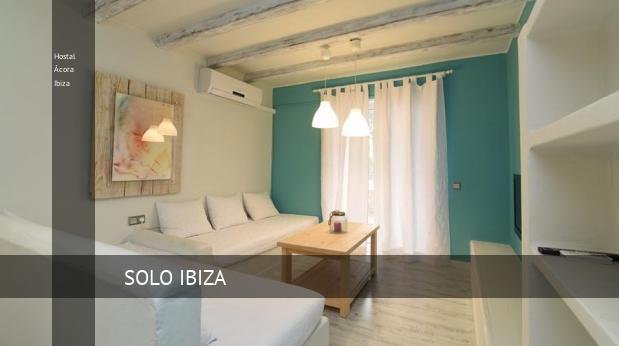 Hostal Ácora Ibiza baratos