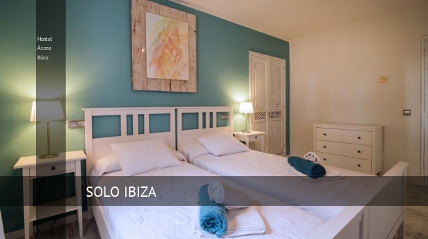 Hostal Ácora Ibiza booking