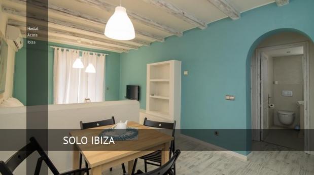 Hostal Ácora Ibiza Ibiza