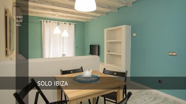 Hostal Ácora Ibiza ofertas