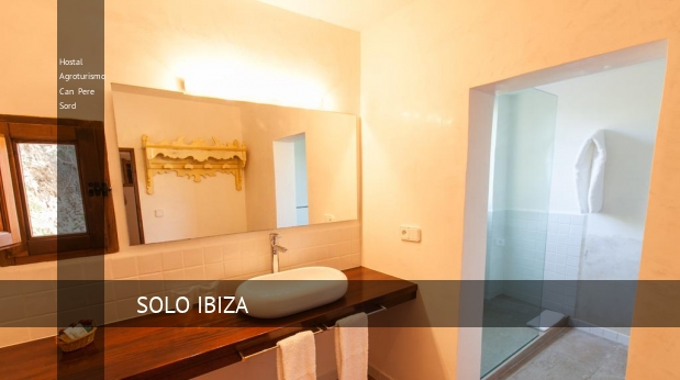 Hostal Agroturismo Can Pere Sord barato