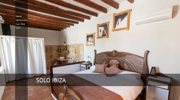 Hostal Agroturismo Can Pere Sord booking