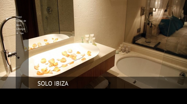 Hotel Aguas de Ibiza Lifestyle & Spa baratos
