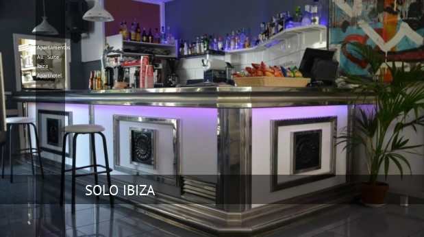 Apartamentos All Suite Ibiza Aparthotel booking