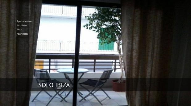 Apartamentos All Suite Ibiza Aparthotel opiniones