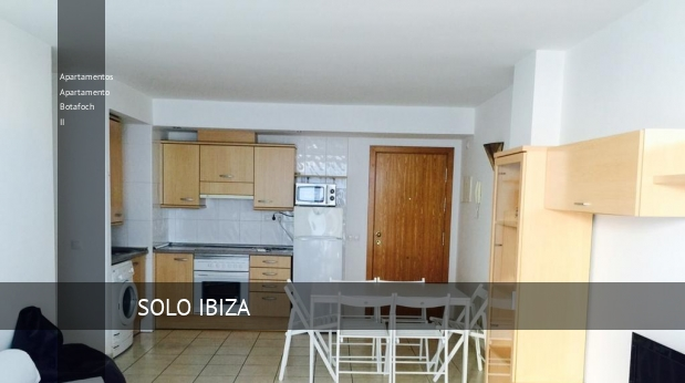 Apartamentos Apartamento Botafoch II booking