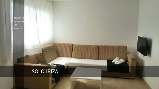 Apartamentos Apartamento Den Bossa III reverva