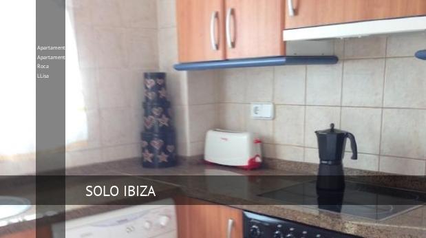 Apartamentos Apartamento Roca LLisa booking