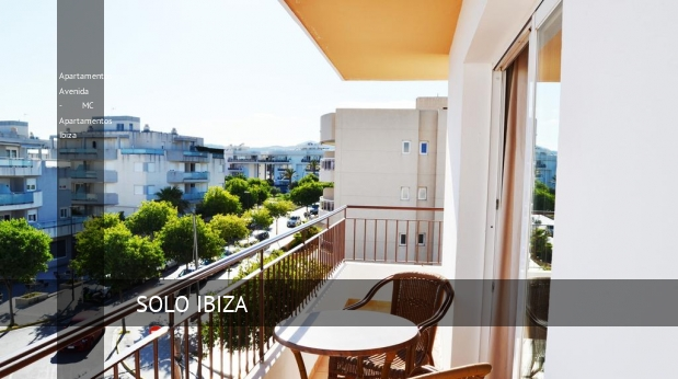 Apartamentos Avenida - MC Apartamentos Ibiza booking