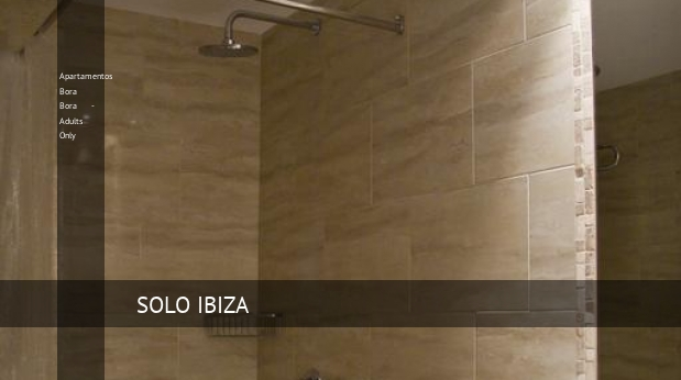 Apartamentos Bora Bora - Solo Adultos barato