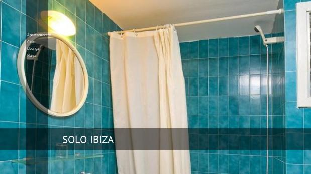 Apartamentos Cala LLonga Playa baratos
