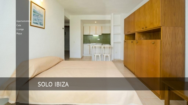 Apartamentos Cala LLonga Playa booking