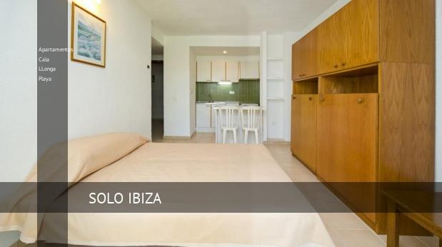 Apartamentos Cala LLonga Playa booking