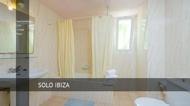 Apartamentos Cala LLonga Playa Cala Llonga