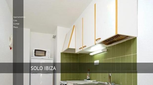 Apartamentos Cala LLonga Playa Ibiza