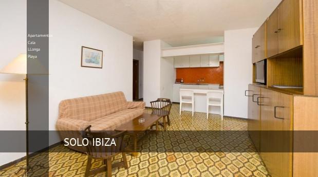 Apartamentos Cala LLonga Playa reservas