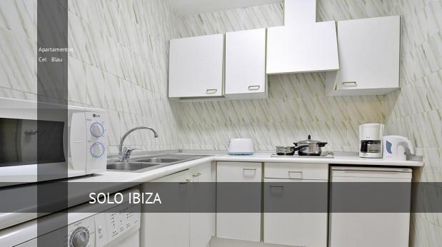 Apartamentos Cel Blau booking