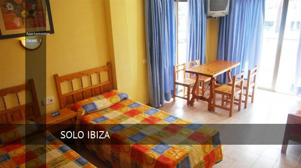 Apartamentos Dausol I reservas
