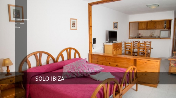 Apartamentos Es Puet Blanc booking