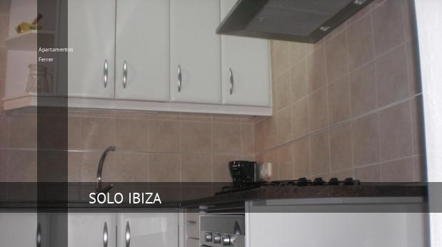 Apartamentos Ferrer booking