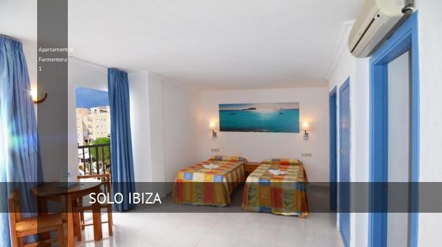 Apartamentos Formentera 1 booking