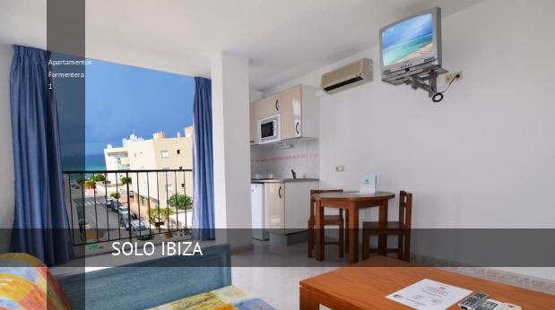 Apartamentos Formentera 1 reservas