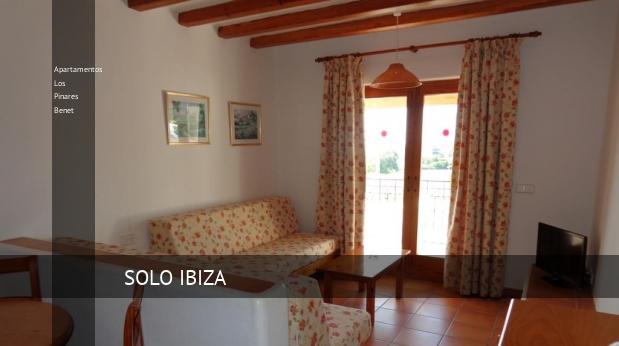 Apartamentos Los Pinares Benet booking