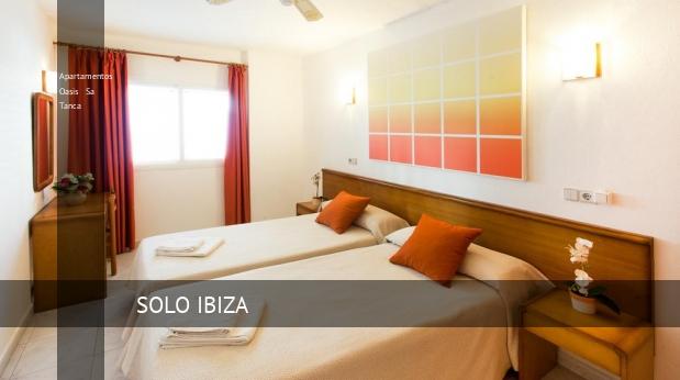 Apartamentos Oasis Sa Tanca reservas