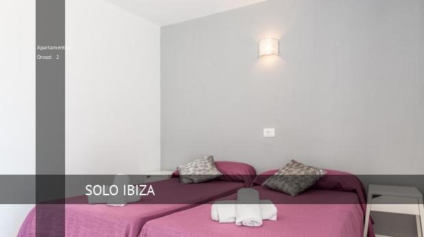 Apartamentos Orosol 2 barato