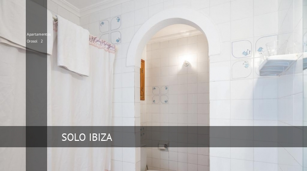 Apartamentos Orosol 2 reservas
