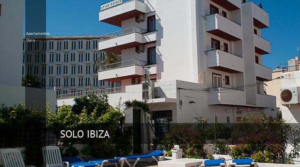 Apartamentos Osiris booking