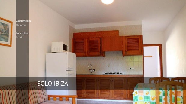 Apartamentos Playamar - Formentera Break booking